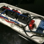 Arduinoコントロール可能テーブルタップ開発(Arduino对应智能控制插座)